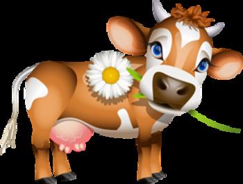 Petites vaches comic pour les jeunes