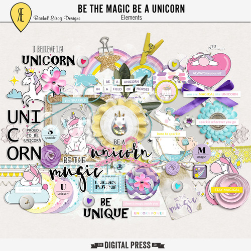 Be the magic be a unicorn