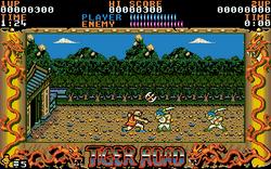Tiger Road - Capcom