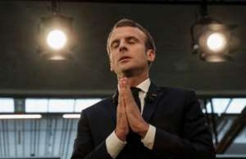 """Coronavirus : Emmanuel Macron recevra ce jeudi """"les grands acteurs de la recherche publique et privée"""""""