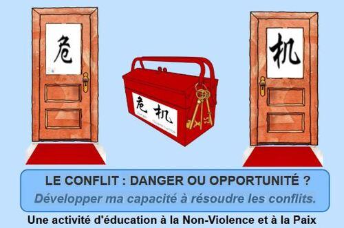 Livret pédagogique sur le conflit