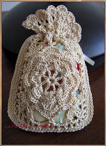 sachet crochet