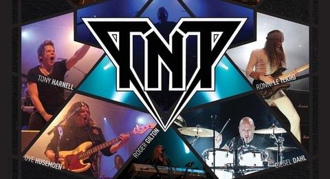 TNT - Les détails du CD/DVD live, Encore - Live In Milano
