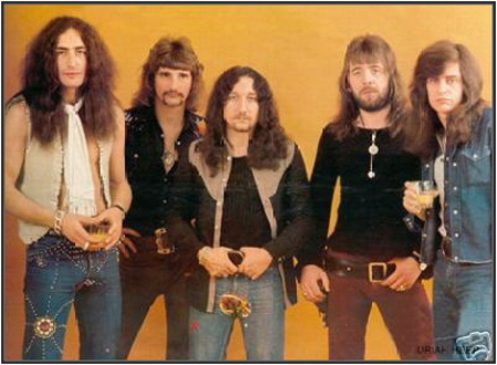 Uriah Heep - Lady in Black (1971)