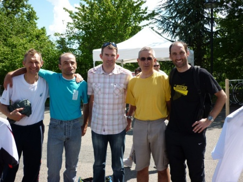 Cyclosportives 2012.