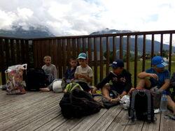 Sortie montagne nº7: pique-nique en terrasse