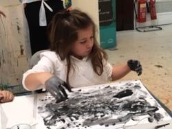 Arts abstrait et Expressionnisme au RAA pour les CE2D