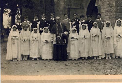 Communions 1938...
