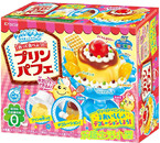 Japan Imported Food Kracie Edible Pudding DIY Handmade Japanese Candy Snack Gift Kid Popin Cookin Doces Japanese de alimentos(China (Mainland))