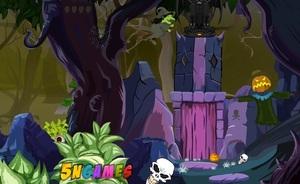 Jouer à Escape Game - Witch's potion
