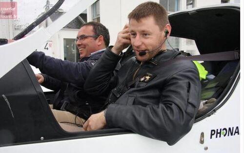 Compte e rendu équipage 8 mai 2015