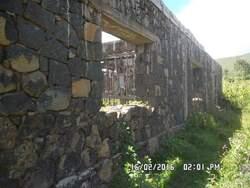 Montage du mur et support de la Voûte