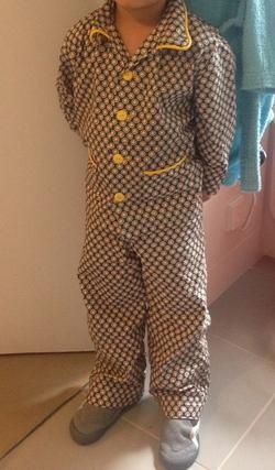 le pyjama indemodable