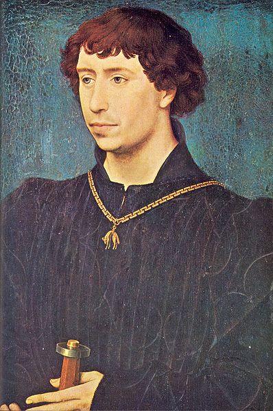 Zarles le Téméraire, duc de Bourgogne
