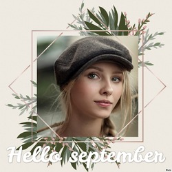 Welcome september !
