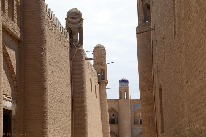 Médersa Mohammed Amin Inak, Khiva
