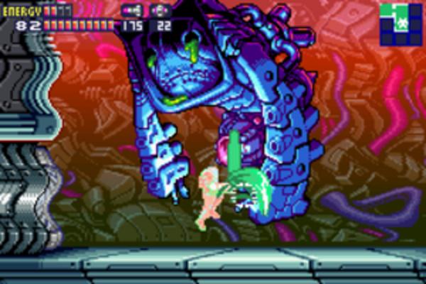 Metroïd Fusion #10 Cauchemar