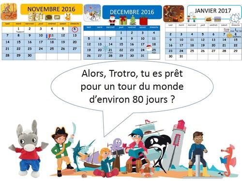 Vendée Globe : Trotro veut faire le tour du monde