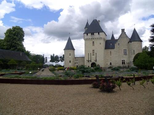 Châteaux de la Loire : Partie 2