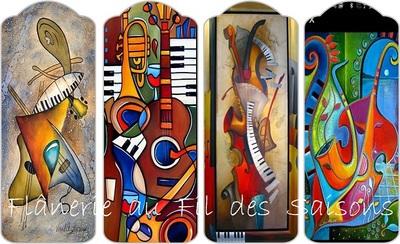Musique ! Cartonnettes + MP