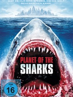 Planet of the Sharks : Dans une futur proche, la glace a recouvert 98% de la Terre. Les requins dominent désormais la planète...-----... Origine : Américain  Réalisation : Mark Atkins  Acteur(s) : Brandon Auret,Stephanie Beran,Laurence Joseph  Genre : Action,Epouvante-horreur,Science fiction  Année de production : 2016  Critiques Spectateurs : 2,9