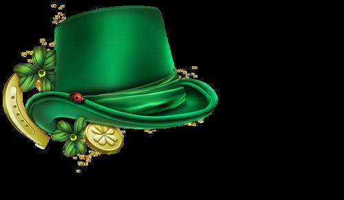 Tubes St-Patrick png 2