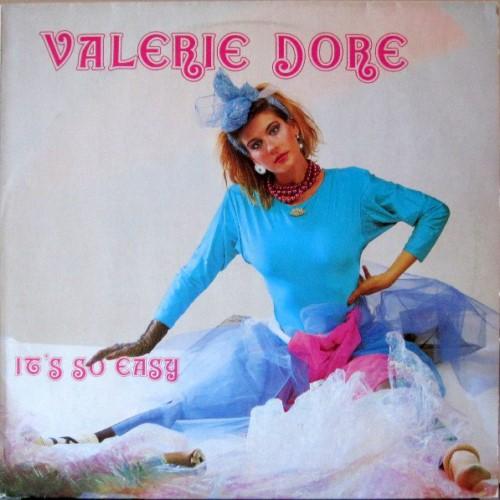 Valerie Dore - It's So Easy (1985)