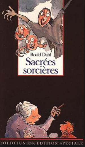 Chronique du roman {Sacrées sorcières}
