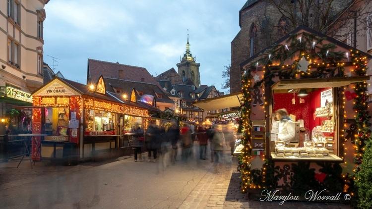 Au temps des marchés de Noël : Colmar, encore un peu de magie
