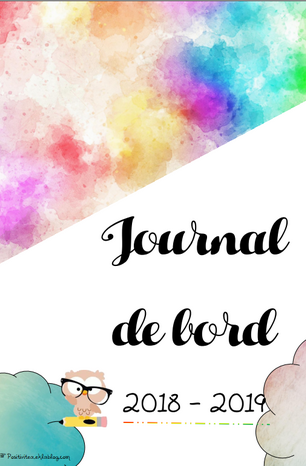 Journal de bord 2018/2019 !
