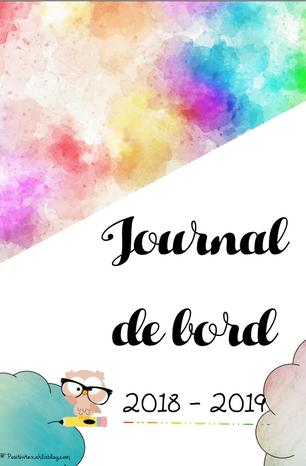Journal de bord 2018/2019 !