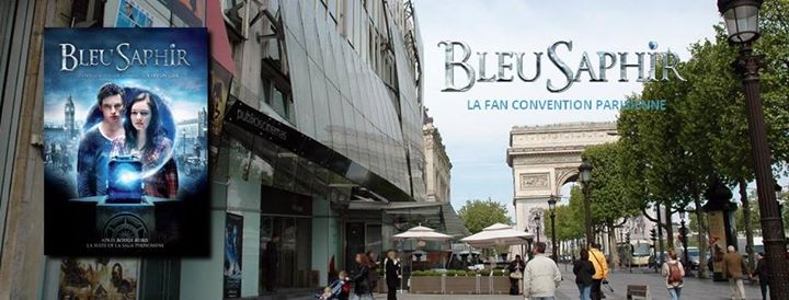 "Fan convention ""Bleu Saphir"" à Paris"