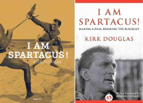Kirk Douglas spatacus 1
