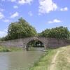 Vieux pont sur le canal