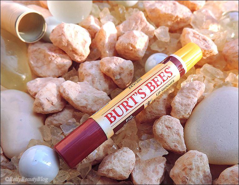 Baume burt's bees figue le RAL du vendredi
