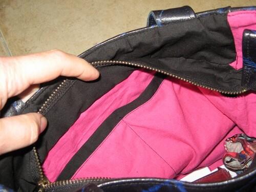 mon premier sac en cuir