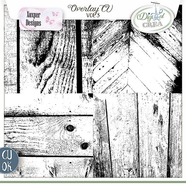 Overlay Cu vol 3 de Xuxper Designs