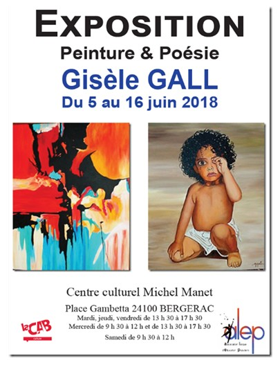 Isèle Gall expo