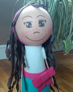Ma première fofucha : Anita