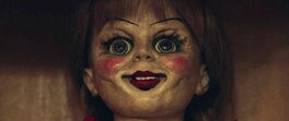 Maquillage Annabelle (halloween)