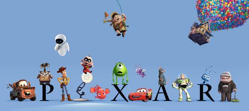 Top des Pixar 2016