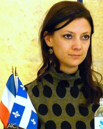 Marie-Hélène Poitras