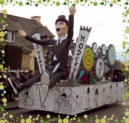#carnaval #broons #2018 #charliechaplin #lestempsmodernes