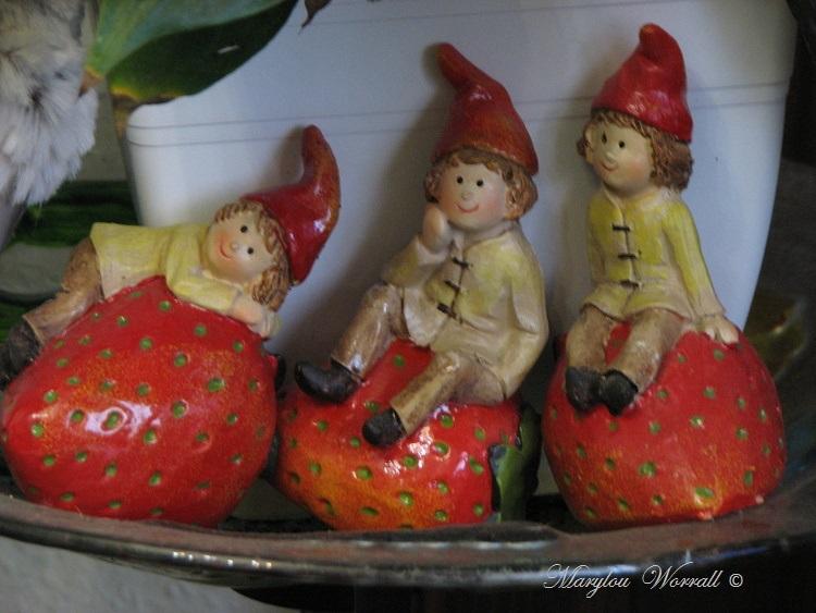 Ingersheim : Ambiance Noël chez Gaby