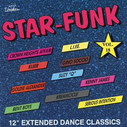 V.A. - Star Funk Vol.18 - Complete CD