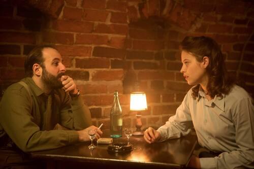Les innocentes - un film d'Anne Fontaine (2016)