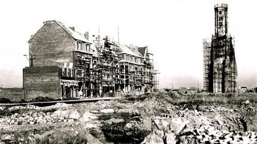 Les ruines de Calais