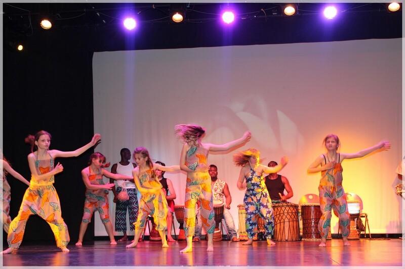 Danse africaine, 18/05/14
