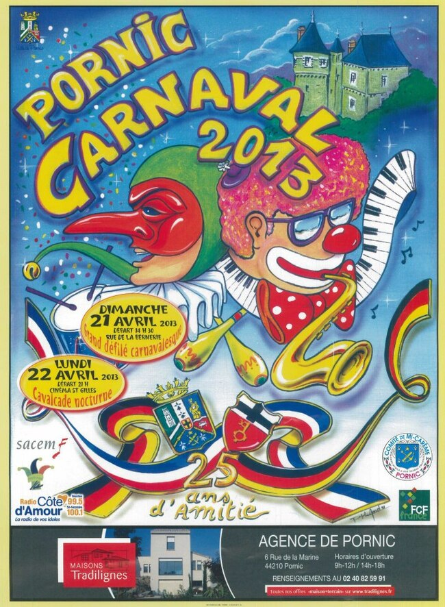 Carnaval de Pornic 2013