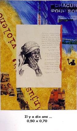 Jahmekya rasta Bob Marley LKJ Haïlé Sélassié reggae Negus  Kingstown